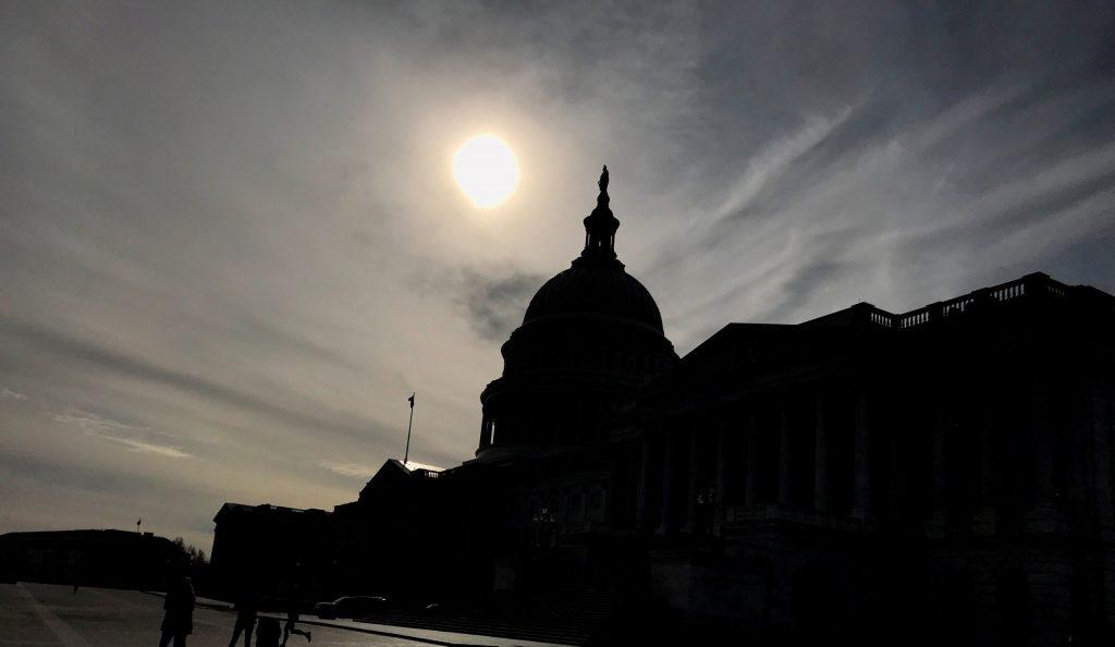 Capitol in Winter JJ