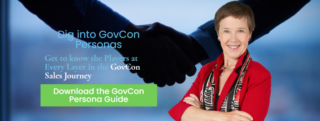 Players and Layers GovCon Persona Guide