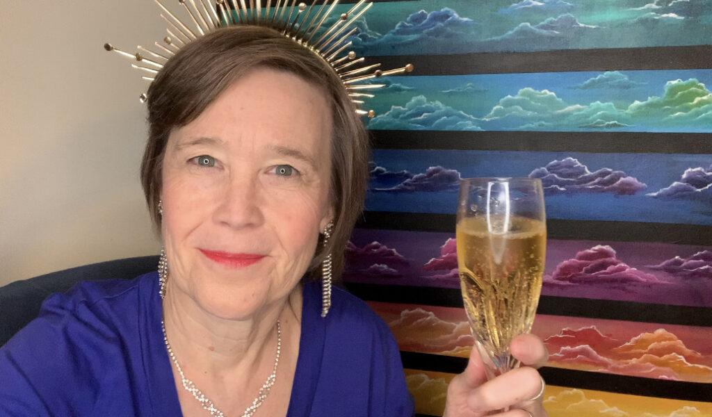 Judy Bradt, Happy Federal New Year
